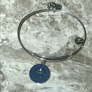 Alex and Ani Reach For The Star bangle
